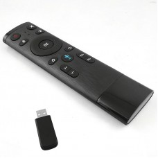 Q5-A 2.4G remote control Voice control air mouse with voice microphone