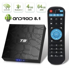 T9 4Gb 64Gb Android TV BOX