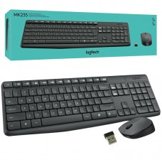 Logitech MK235 Wireless Keyboard Mouse Combo