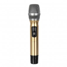 Portable UHF Wireless Microphone