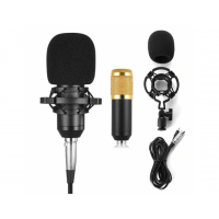 BM800 Microphone For High Performance Condenser YouTube Studio