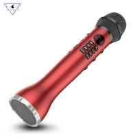 L-598 Wireless Bluetooth Microphone Speaker