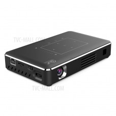 P10-II MINI ANDROID SMART PORTABLE LED DLP 4K UHD PROJECTOR