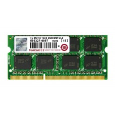 Transcend 4 GB DDR3-1333 MHz Laptop Ram