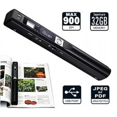 Portable Scanner iscan
