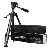 Yunteng Aluminium Tripod For DSLR Vct 690 Black