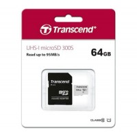 Transcend 64GB  Memory Card TF